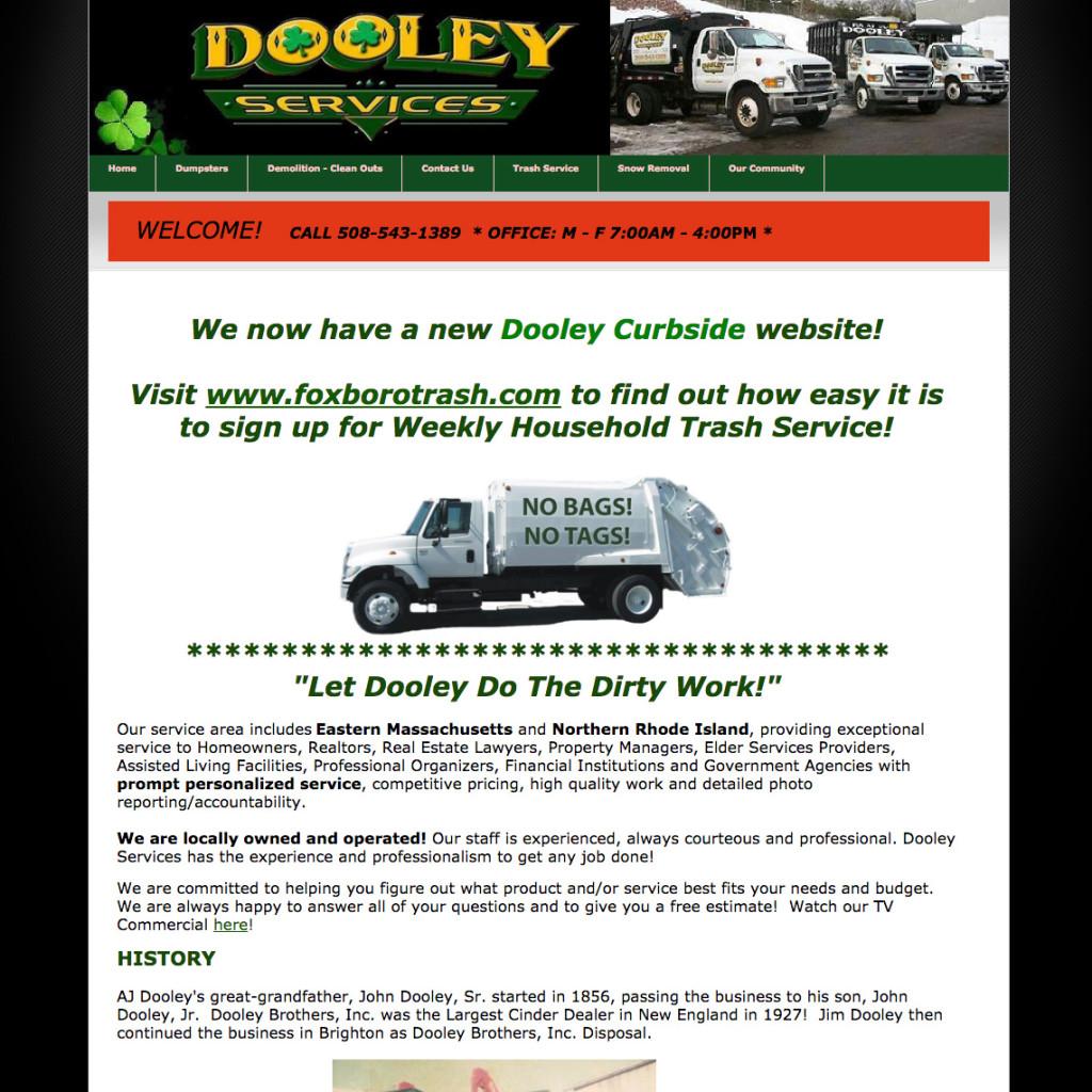 Dooley before
